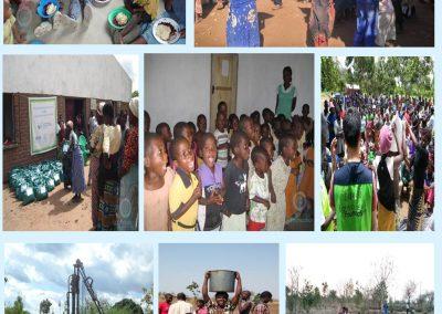 2010.01- 말라위 Blantyre 지역 말라리아 퇴치 및 보건의료 개선 사업-말라위 영양개선.지역개발 지원