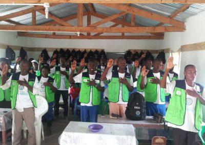 2017.08.03 보건의료 교육을 받고있는 모니터요원들-2