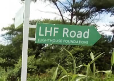 LHF road