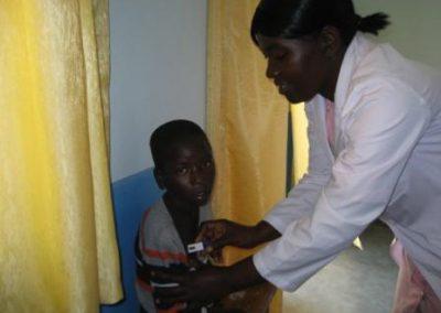 아동 환자 진료 2011.06