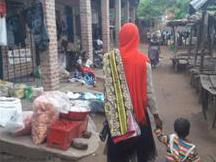 코로나 봉쇄령 해제에도 한산한 말라위 상점들과 인적 뜸한 시골 장마당 2020.11