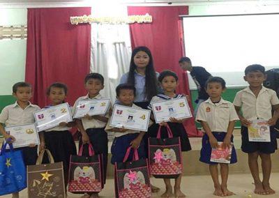 빈곤아동 생필품 및 위생용품 지원 2019.10