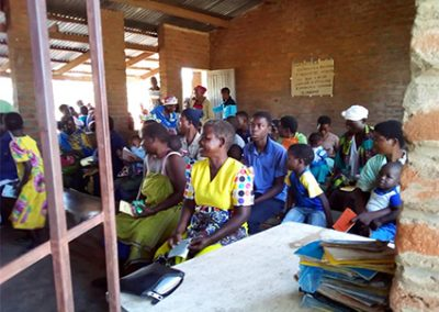 2020.05 말라위 환자, 주민 코로나19 예방교육