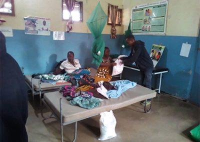 2020.05 임산부 코로나19 예방을 위한 식량, 위생용품 지원