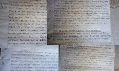 아프리카 말라위, 현지 모니터요원으로부터 온 반가운 편지