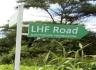 말라위에 '등대복지회 길(LHF Road)'이 탄생하였습니다.