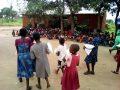 코로나로 고립된 말라위 농촌 초등생 급식 지원