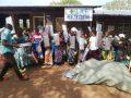 말라위 코로나 피해주민 식량, 생활용품 지원