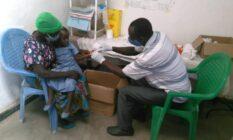말라위 말라리아 환자 의약품 지원