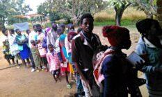 위기에 처한 말라위 말라리아 환자 지원